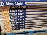 Costco Led Light Fixture Costco Feit 4 Ft Led Shop Light 20 Youtube