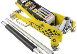 Craftsman 3 ton Floor Jack Oil Plug Jegs Performance Products 80077 3 ton Aluminum Floor Jack Jegs
