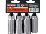 Craftsman socket Rack 1/2 Amazon Com Craftsman 3 8 Drive 4 Piece Spark Plug socket Set 9