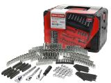 Craftsman socket Rack Set Craftsman 320 Piece Mechanic S tool Set 329 99 tools tools