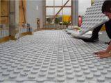 Creatherm Radiant Heat Floor Panels Creatherm Neopor Radiant Floor Panel Install New York Youtube