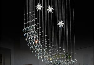Crystal Light Coupons Contemporary Modern Crystal Rain Drop Chandelier Lighting Flush