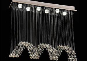 Crystal Light Coupons New Wave Design Dinning Room Crystal Chandelier Lighting Modern Home