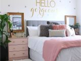 Cute Girl Bedroom Ideas Surprise Teen Girl S Bedroom Makeover