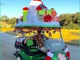 Decorated Golf Cart 4th July Parade Golf Carts Golf Cart Parts Can Help Customize Your Cart Read