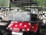 Decorated Golf Cart 4th July Parade Private Decorated Cart fort Wilderness Campground so Cute and