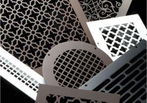 Decorative Ceiling Vent Registers Speedi Grille 6 In X 14 In