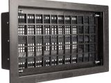 Decorative Foundation Vents Master Flow 16 In X 8 In Automatic Open Close Foundation Vent In