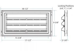 Decorative Oval Foundation Vents Foundationmastera Kit Builders Edge