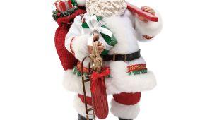 Decorative Santas for Christmas Snow toys Santa Possible Dreams Pinterest Snow toys