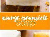 Decorative soap Bars Check Out orange Creamsicle soap It S so Easy to Make orange