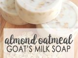 Decorative soap Bars for Sale Almond Oatmeal Goat S Milk soap Pinterest soap Base Milk soap