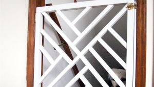 Decorative Wood Baby Gates Diy Geometric Baby Gate Pinterest Diy Baby Gate Baby Gates and