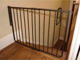 Decorative Wooden Baby Gates Wrought Iron Decor Gate Baby Gates Safety Gate Cardinal Gates