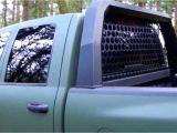 Dee Zee Headache Rack with tonneau Cover Headache Rack Dodge Santiam Truck Youtube