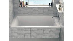 "Deep 60 Bathtubs Fine Fixtures Drop In or Alcove 32"" X 60"" soaking Bathtub"