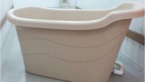 Deep Bathtubs with Seat Adult Portable Bathtub Singapore Bathroom Fits Hdb