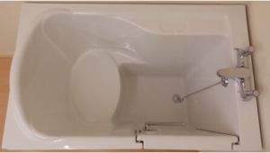 Deep soaking Bathtubs Uk athena Mini Right Hand Deep soaker Walk In Bath 1060mm X 660mm
