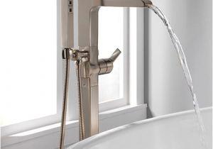 Delta Freestanding Bathtub Delta Bath Tub & Shower Faucets