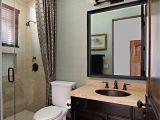 Design Ideas for Bathroom Shower Green Exterior Design with Extra Tub Shower Ideas for Small