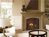 Direct Vent Gas Fireplace with Mantle Heat Glo True Series Gas Fireplaces Living Space Pinterest