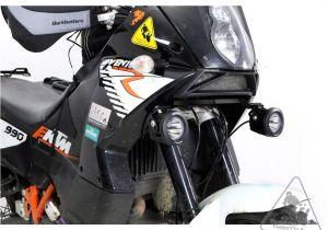 Dirt Bike Led Light Bar Denali Auxiliary Light Brackets for Ktm 990 Adventure R S Dakar Baja