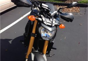 Dirt Bike Led Light Bar Motocross Hand Guards with Led Running Light Hand Protection