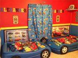 Disney Cars Bedroom Ideas Little Boys Disney Cars Room A Little Over the top but My Boys