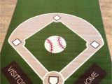 Diy Baseball Field Rug Baseball Field Rug Rugs Pinterest Baseball Field Fields and Room