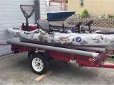 Diy Double Kayak Roof Rack Versatile Harbor Freight Double Kayak Trailer Diy Build Youtube