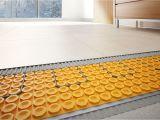 Diy Heated Floor Mat Schlutera Ditra Heat Duo Floor Warming Schluter Com