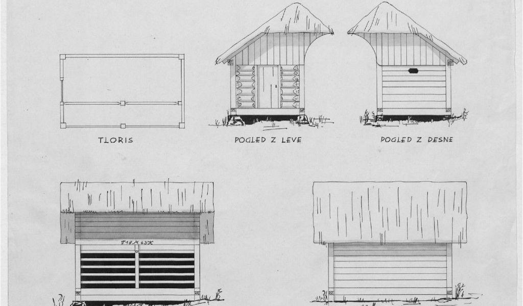 Diy Mason Bee House Plans Beekeeper Honey House Plan Lovely R 22b