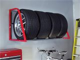 Diy Motorcycle Tire Rack Amazon Com Hyloft Model 01012 Tire Loft Multi Tire Storage System