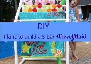 Diy Pool Float Rack Diy Plans for 5 Bar towelmaid Read Listing Pinterest towels Bar