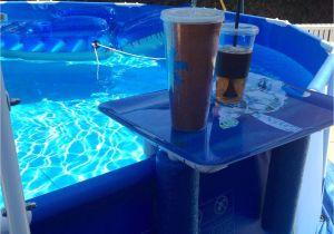 Diy Pool Float Rack Smart Drink Phone Holder for Above Ground Pool Cheap Plastic