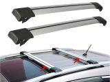 Diy Ski Rack for Car A A Partol 2pcs Car Roof Rack Cross Bar Lock Anti theft Suv top