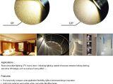 Diy Spotlight Lamp 1w Mini Led Spotlight 25mm Cutting Cabinet Down Light 60d 120d