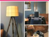 Diy Spotlight Lamp TriPod Lamp Lighting Pinterest TriPod Industrial Lighting and