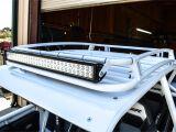 Diy Utv Roof Rack Polaris Rzr Xp1000 4 Seat Roof Rack