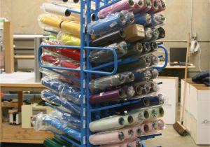 Diy Vinyl Roll Storage Rack 23 Rolling Storage Rack Rustic Storage Racks Storage Racks for Vinyl