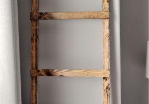 Diy Wooden Blanket Rack Rustic Blanket Ladder Pinterest Diy Blanket Ladder Blanket
