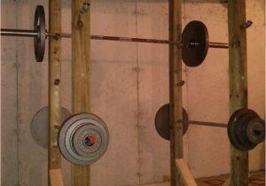 Diy Wooden Squat Rack Plans Randle Taylor Home Built Power Rack