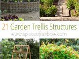 Do It Yourself Garden Art 21 Easy Diy Garden Trellis Ideas Vertical Growing Structures