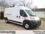 Dodge Ram Promaster Interior Dimensions New 2018 Ram Promaster Cargo Van Full Size Cargo Van In Parkersburg