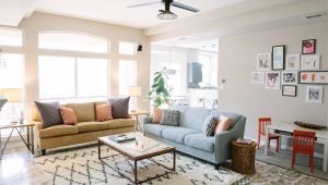 Dog Friendly Living Room Rugs How to Create A Kid Friendly Family Room and Keep Things Separate