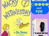 Dr Seuss Abc Rug Celebrating Dr Seuss with Wacky Wednesday Pinterest Wacky