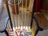 Dr Seuss Classroom Rug Dr Seuss Painted Chair Fox In socks Seuss Pinterest Paint