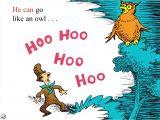 Dr Seuss Rug Image He Can Go Like An Owl Hoo Hoo Hoo Hoo Png Dr Seuss Wiki