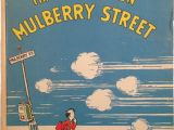 Dr Seuss Rug Uk and to Think that I Saw It On Mulberry Street by Dr Seuss Vanguard
