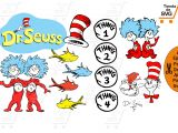 Dr Seuss Rug Uk the Cat In the Hat Svg Dr Seuss Svg Thing 1 and Thing 2 Archivos